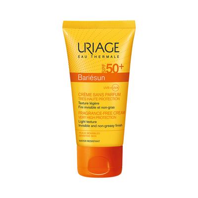 Uriage Bariésun Creme SPF50+ sem Perfume 50 ml