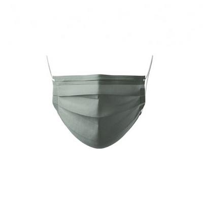 Máscaras Cirúrgicas c/Elástico Verde Tropa