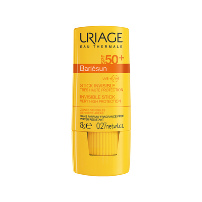 Uriage Bariésun Stick Invisível SPF50+ 8 gr
