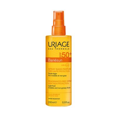 Uriage Bariésun Spray SPF50+ Sem Perfume 200 ml
