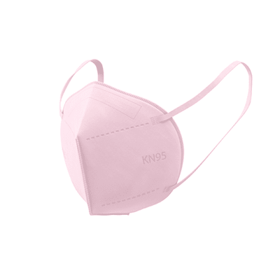 Máscaras Proteção FFP2/KN95 Rosa