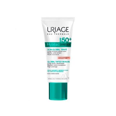 Uriage Hyséac 3-Regul com Cor SPF50+ 40 ml