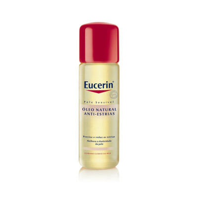 Eucerin Natural Óleo Anti-Estrias 125 ml