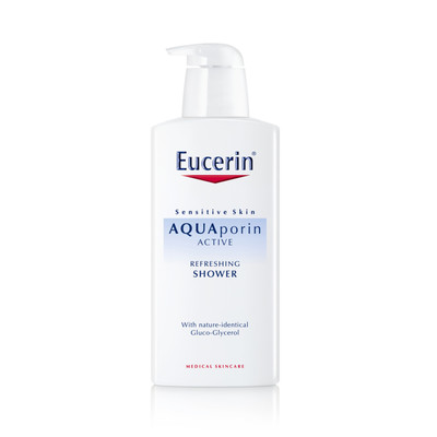 Eucerin AQUAporin Active Gel de Duche Refrescante 400 ml