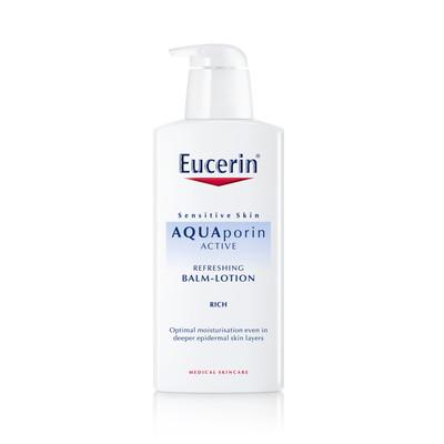 Eucerin AQUAporin ACTIVE Loção-Bálsamo Refrescante 400 ml