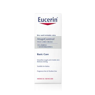 Eucerin AtopiControl Creme para o Rosto 50 ml