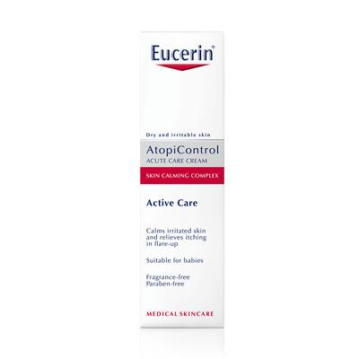 Eucerin AtopiControl Creme para Fases Agudas 40 ml