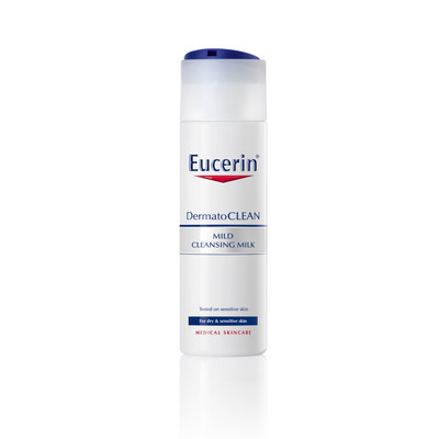 Eucerin DermatoCLEAN Emulsão de Limpeza Suave 200 ml