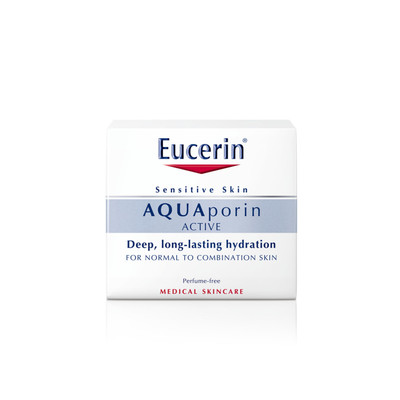 Eucerin AQUAporin Active para Pele Normal e Mista 50 ml