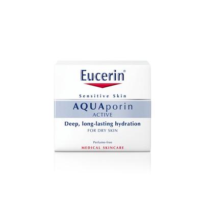 Eucerin AQUAporin Active para Pele Seca 50 ml