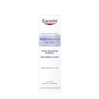 Eucerin AQUAporin Active Revitalizante Contorno de Olhos 15 ml
