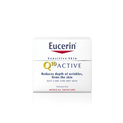 Eucerin Q10 Active Dia Pele Seca e Sensível 50 ml