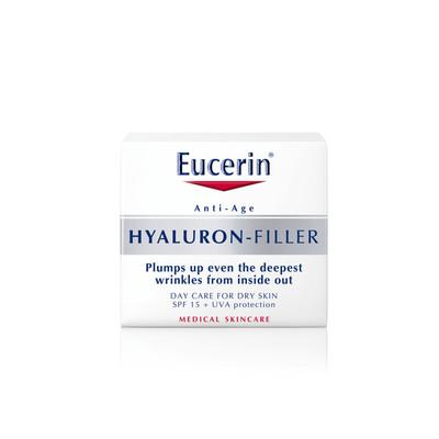 Eucerin Hyaluron-Filler Dia Pele Seca 50 ml