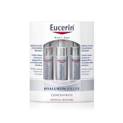 Eucerin Hyaluron-Filler Concentrado 6x5 ml