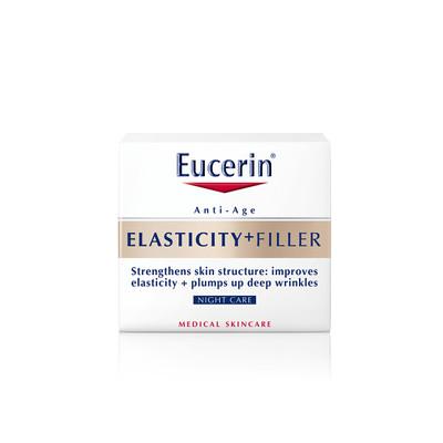 Eucerin Elasticity+Filler Noite 50 ml