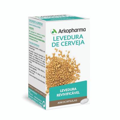 Arkopharma Arkocápsulas Levedura de Cerveja 48 cáps