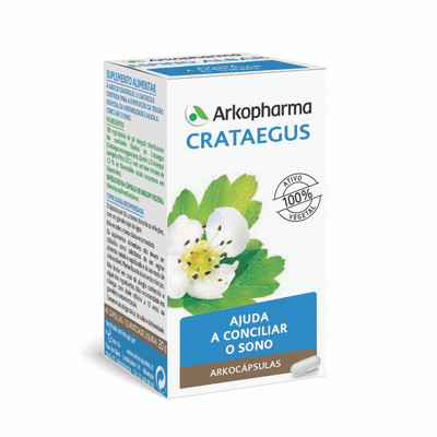 Arkopharma Arkocápsulas Crataegus 45 cáps