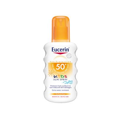 Eucerin Spray Solar Crianças SPF50+ 200 ml