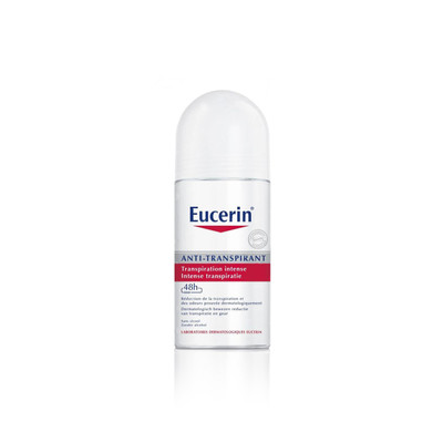 Eucerin Anti-Transpirante Roll-on 48h 50 ml