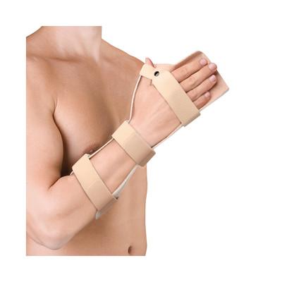 Tala em Posição Funcional para Mão