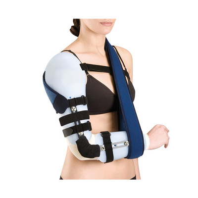 Suporte Cotovelo com Articulação Braço e Antebraço