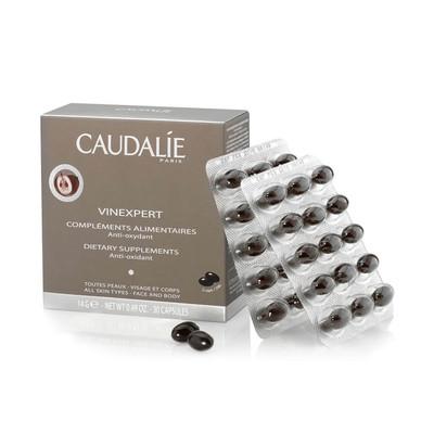 Caudalie Vinexpert Suplemento Alimentar Anti-envelhecimento 30 cáps.