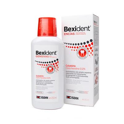 Isdin Bexident Gengivas Elixir Colutório Cloro Hexidina