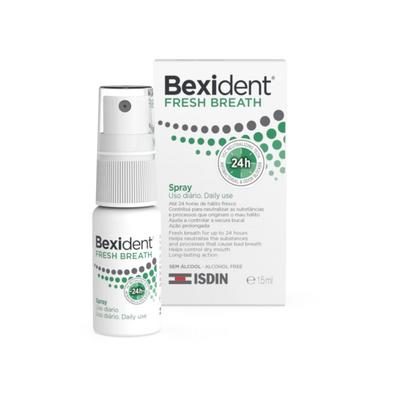 Isdin Bexident Fresh Breath Spray 15 ml
