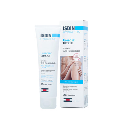 Isdin Hydration Ureadin Ultra 20 Creme Anti-Rugosidade 100 ml
