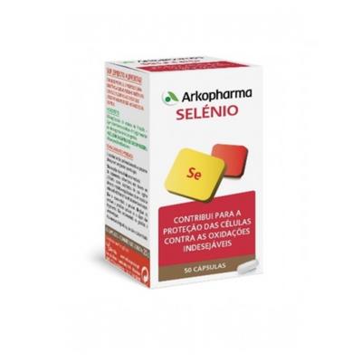 Arkopharma Arkocápsulas Selénio 50 cáps