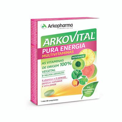 Arkovital Pura Energia 30 Comp.