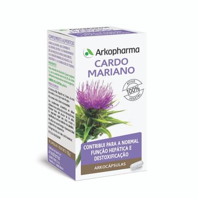 Arkopharma Arkocápsulas Cardo Mariano 45 cáps