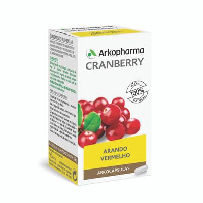 Arkopharma Arkocápsulas Cranberry 45 cáps