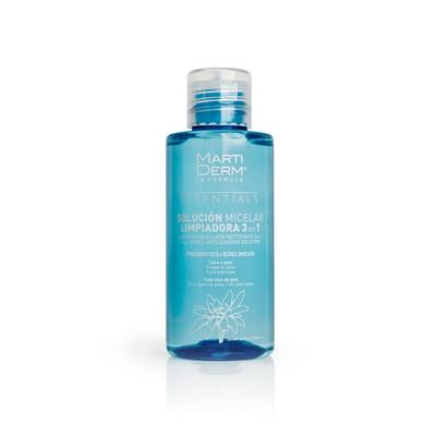 Martiderm Essentials Solução Micelar Limpeza 3 em 1 75 ml
