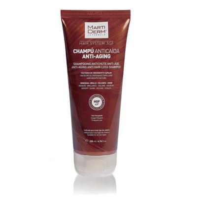 Martiderm Hair System Champô Antiqueda Anti-Aging 200 ml