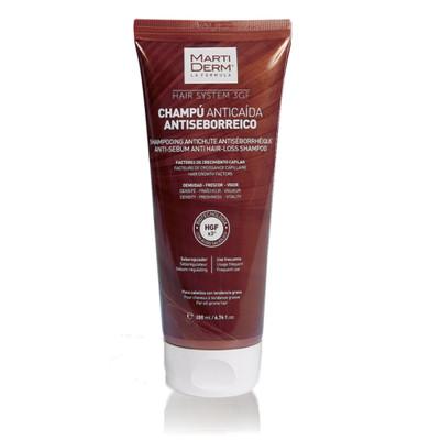 Martiderm Hair System Champô Antiqueda Antisseborreico 200 ml