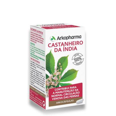 Arkopharma Arkocápsulas Castanheiro da Índia 45 cáps