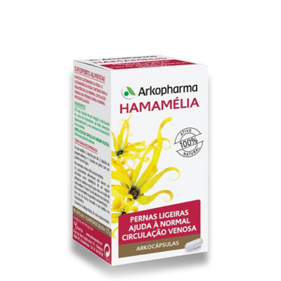 Arkopharma Arkocápsulas Hamamélia 45 cáps