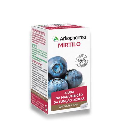 Arkopharma Arkocápsulas Mirtilo 45 cáps