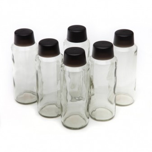 Austin Springs 18oz Glass Water Bottle