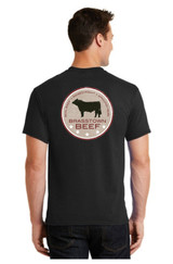 Brasstown Beef Logo T-Shirt - black