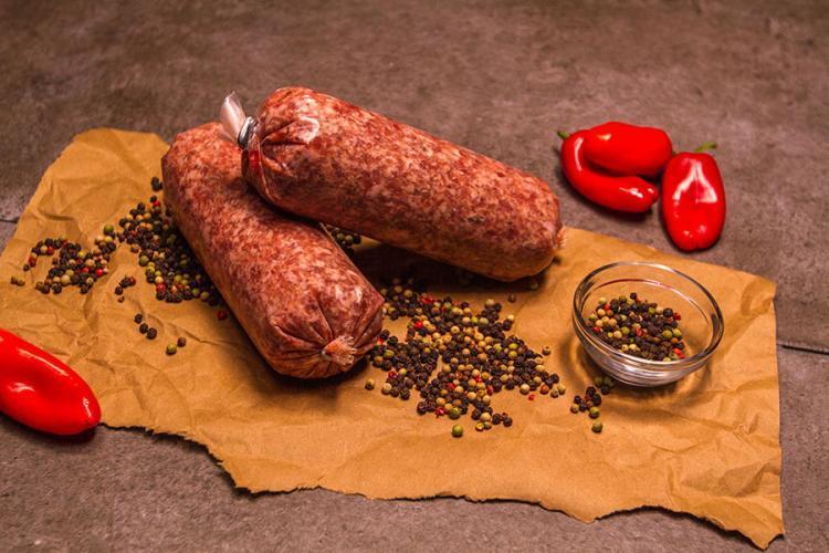 Nantahala Sausage - Hot