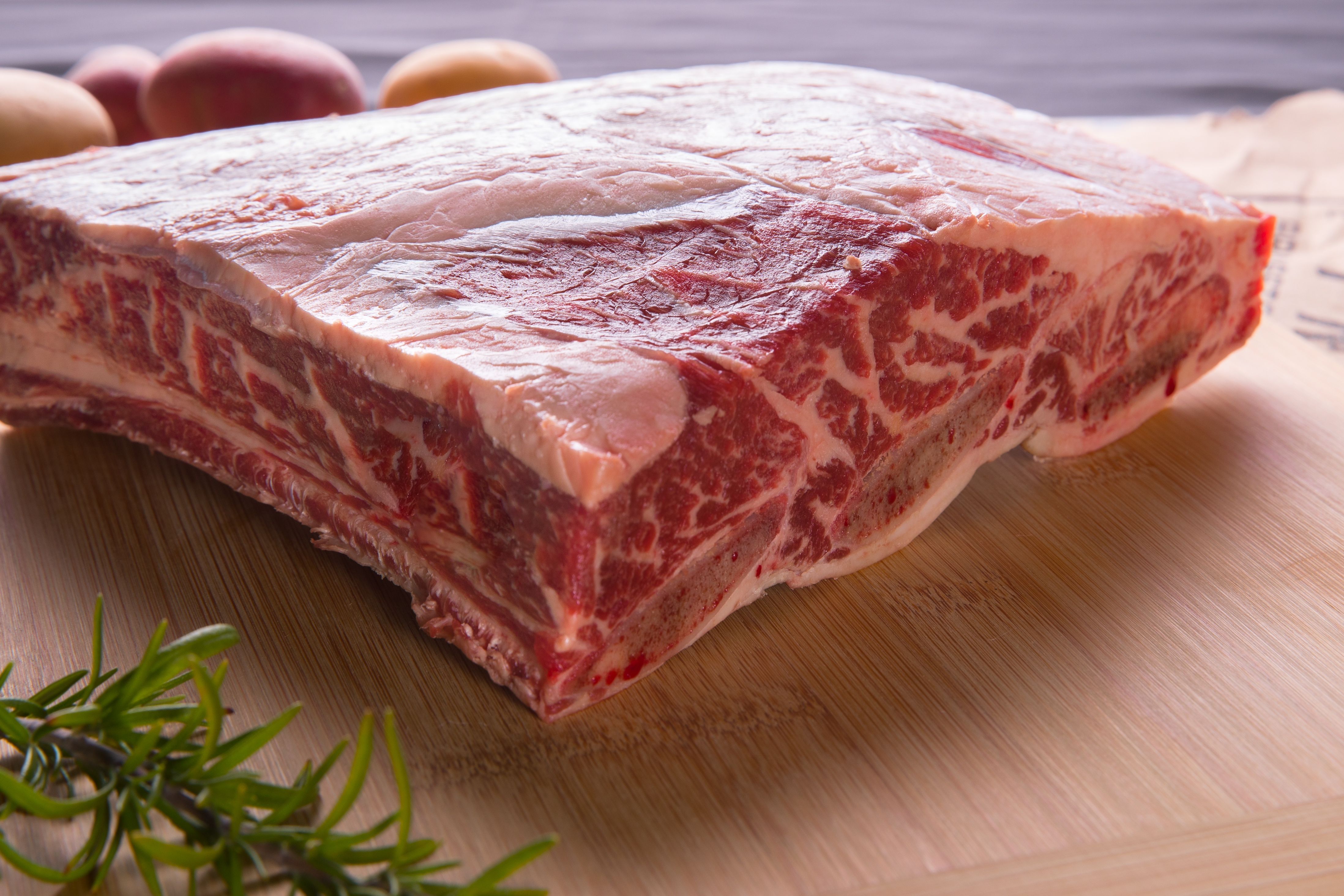 Brasstown Beef - Beef Short Ribs