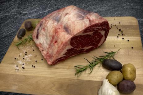 Brasstown Beef - Standing Rib Roast