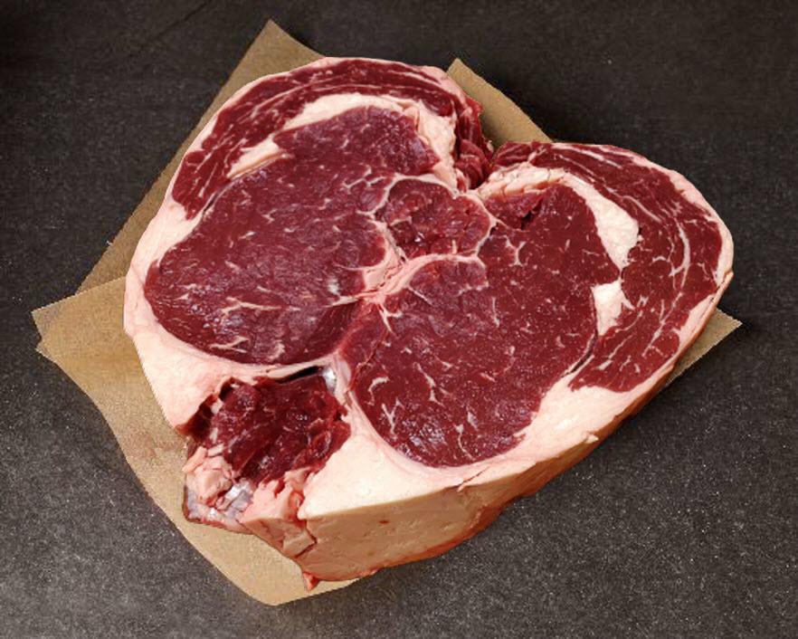 Brasstown Beef Sweetheart Steak