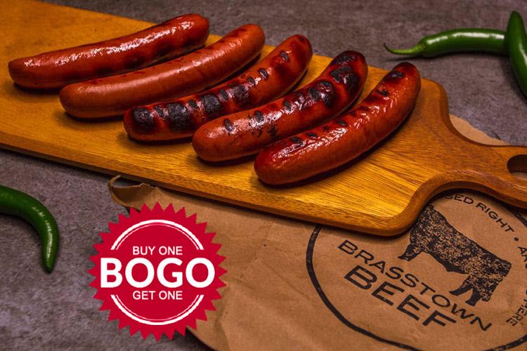 Brasstown Beef - BOGO Hot Dogs