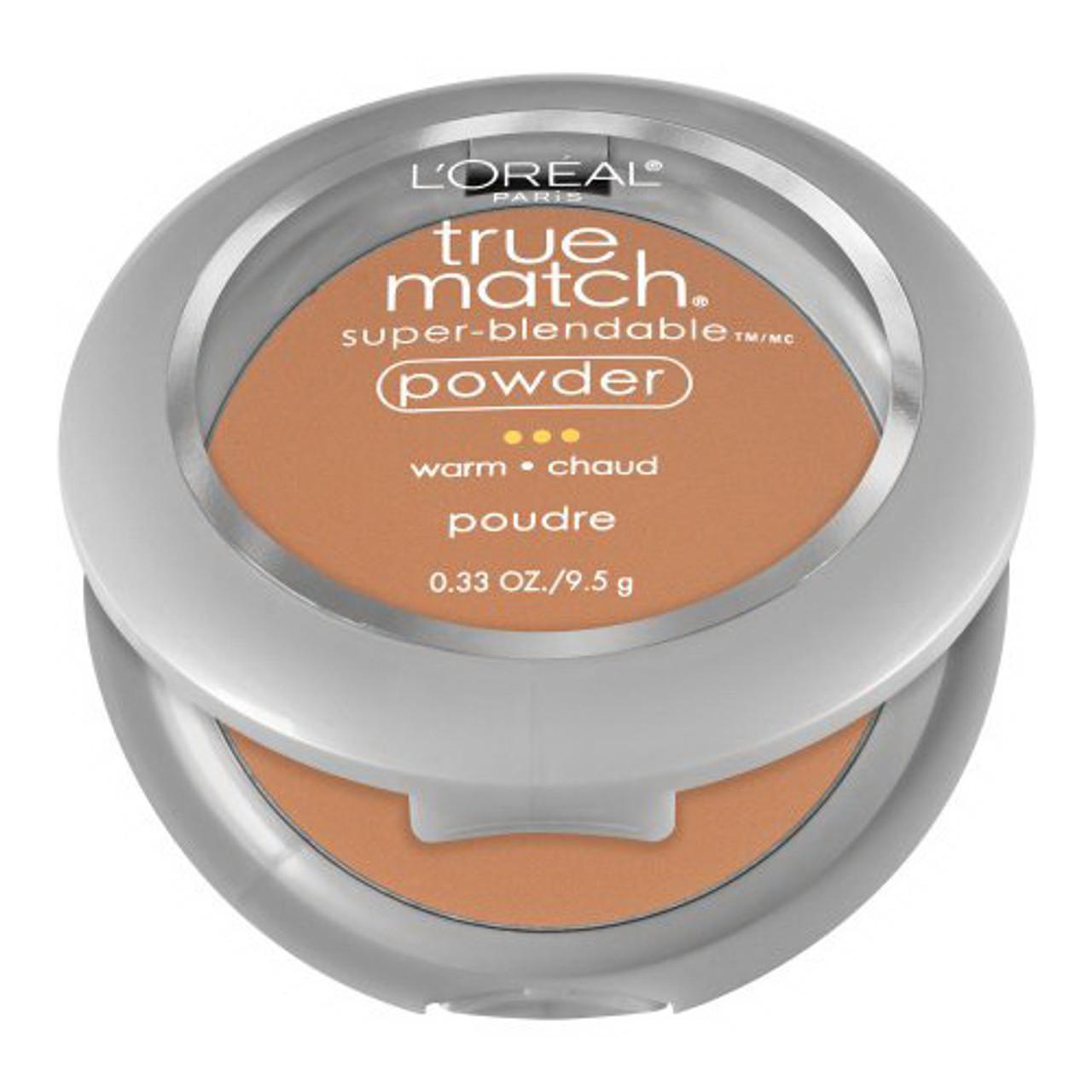 Loreal True Match Super Blendable Pressed Powder, Warm