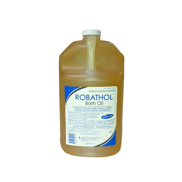 Robathol Bath Oil For sensitive skin - 128 Oz