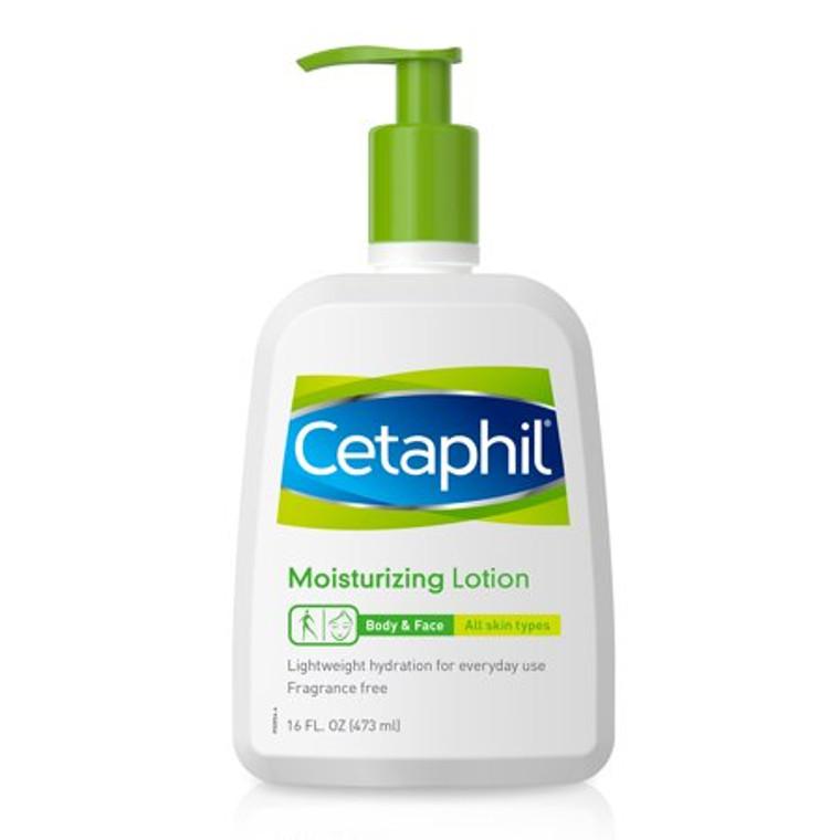 Cetaphil Moisturizing Lotion - 16 Oz