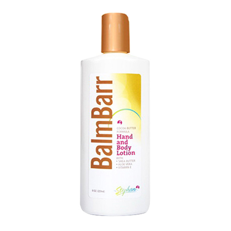 Balm Barr Cocoa Butter Hand And Body Lotion - 8 Oz
